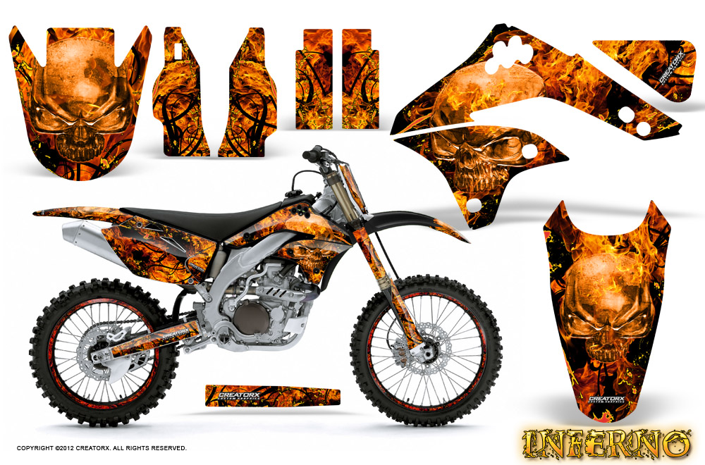 Kawasaki-KX450F-06-08-CreatorX-Graphics-Kit-Inferno-Orange-NP-Rims
