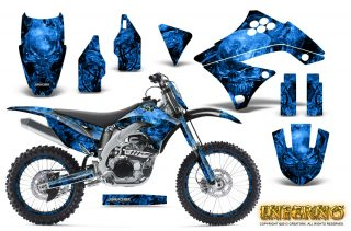 Kawasaki KX450F 09 11 CreatorX Graphics Kit Inferno Blue NP Rims 320x211 - Kawasaki KX450F 2009-2011 Graphics