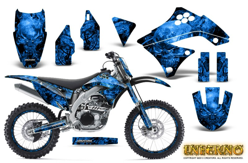 Kawasaki-KX450F-09-11-CreatorX-Graphics-Kit-Inferno-Blue-NP-Rims