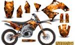 Kawasaki KX450F 09 11 CreatorX Graphics Kit Inferno Orange NP Rims 150x90 - Kawasaki KX450F 2009-2011 Graphics