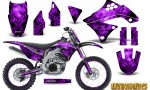 Kawasaki KX450F 09 11 CreatorX Graphics Kit Inferno Purple NP Rims 150x90 - Kawasaki KX450F 2009-2011 Graphics