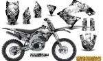 Kawasaki KX450F 09 11 CreatorX Graphics Kit Inferno White NP Rims 150x90 - Kawasaki KX450F 2009-2011 Graphics