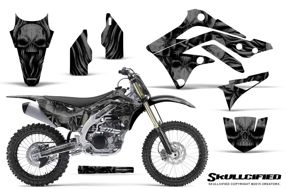 Kawasaki Kx450f 2012 2015 Graphics Creatorx Graphics Mx