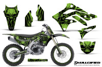Kawasaki-KX450F-2012-2015-CreatorX-Graphics-Kit-Skullcified-Green-NP-Rims