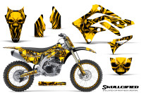 Kawasaki-KX450F-2012-2015-CreatorX-Graphics-Kit-Skullcified-Yellow-NP-Rims