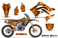 Kawasaki-KX450F-2012-2015-CreatorX-Graphics-Kit-Tribal-Bolts-Orange-NP-Rims
