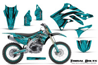 Kawasaki-KX450F-2012-2015-CreatorX-Graphics-Kit-Tribal-Bolts-Teal-NP-Rims