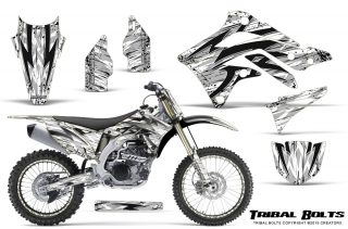 Kawasaki KX450F 2012 2015 CreatorX Graphics Kit Tribal Bolts White NP Rims 320x211 - Kawasaki KX450F 2012-2015 Graphics