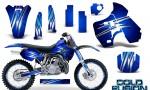 Kawasaki KX500 88 04 CreatorX Graphics Kit Cold Fusion Blue NP Rims 150x90 - Kawasaki KX500 1988-2004 Graphics