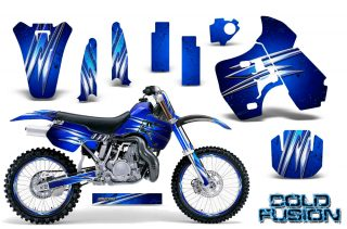 Kawasaki KX500 88 04 CreatorX Graphics Kit Cold Fusion Blue NP Rims 320x211 - Kawasaki KX500 1988-2004 Graphics