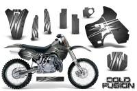 Kawasaki-KX500-88-04-CreatorX-Graphics-Kit-Cold-Fusion-Silver-NP-Rims