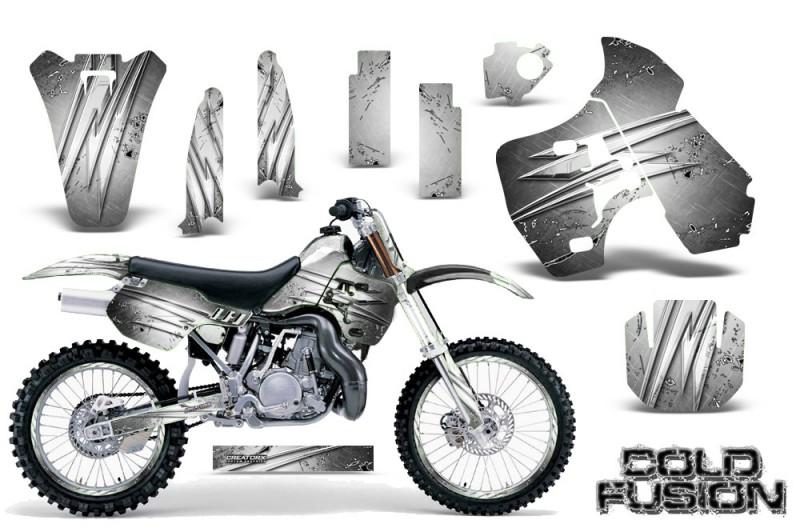 Kawasaki-KX500-88-04-CreatorX-Graphics-Kit-Cold-Fusion-White-NP-Rims