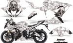 Kawasaki Ninja 636ZX 6R 13 14 AMR Graphics Kit Wrap BC W 150x90 - Kawasaki Ninja 636 ZX6-R Ninja 2013-2014 Graphics