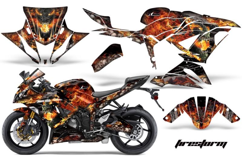 Kawasaki-Ninja-636ZX-6R-13-14-AMR-Graphics-Kit-Wrap-FS-B