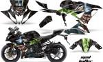 Kawasaki Ninja 636ZX 6R 13 14 AMR Graphics Kit Wrap MH GB 150x90 - Kawasaki Ninja 636 ZX6-R Ninja 2013-2014 Graphics