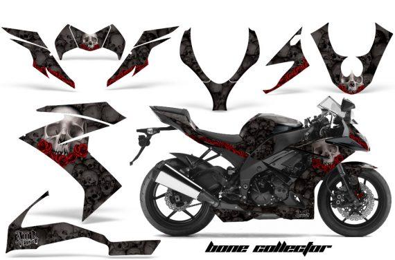 Kawasaki Ninja Bones B 570x376 - Kawasaki ZX10 Ninja 2008-2009 Graphics
