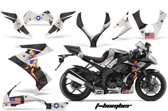 Kawasaki Ninja TBomber B 570x376 - Kawasaki ZX10 Ninja 2008-2009 Graphics
