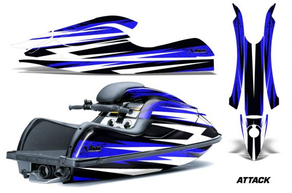 Kawasaki SX R800 Graphic Kit Attack Blue 570x376 - Kawasaki 800 SX-R Jet Ski 2003-2012 Graphics