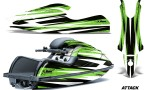Kawasaki SX R800 Graphic Kit Attack Green 150x90 - Kawasaki 800 SX-R Jet Ski 2003-2012 Graphics