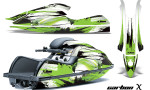 Kawasaki SX R800 Graphic Kit CX G 150x90 - Kawasaki 800 SX-R Jet Ski 2003-2012 Graphics