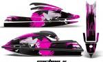 Kawasaki SX750 92 98 AMR Graphics Kit Carbonx Pink 150x90 - Kawasaki 750 SX SXR Jet Ski 1992-1998 Graphics