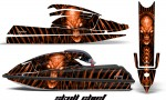 Kawasaki SX750 92 98 CreatorX Graphics Kit Skull Chief Orange 150x90 - Kawasaki 750 SX SXR Jet Ski 1992-1998 Graphics