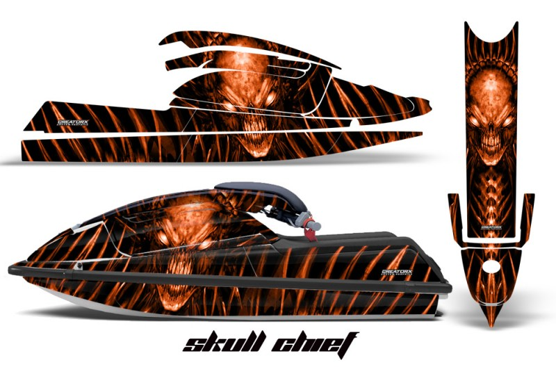 Kawasaki-SX750-92-98-CreatorX-Graphics-Kit-Skull-Chief-Orange