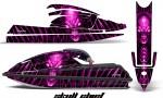 Kawasaki SX750 92 98 CreatorX Graphics Kit Skull Chief Pink 150x90 - Kawasaki 750 SX SXR Jet Ski 1992-1998 Graphics
