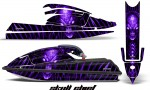 Kawasaki SX750 92 98 CreatorX Graphics Kit Skull Chief Purple 150x90 - Kawasaki 750 SX SXR Jet Ski 1992-1998 Graphics