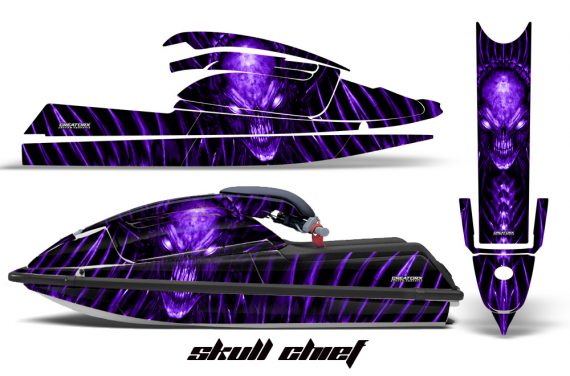 Kawasaki SX750 92 98 CreatorX Graphics Kit Skull Chief Purple 570x376 - Kawasaki 750 SX SXR Jet Ski 1992-1998 Graphics