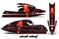 Kawasaki-SX750-92-98-CreatorX-Graphics-Kit-Skull-Chief-Red