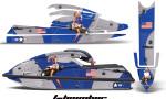 Kawasaki SX750 92 98 Graphics Kit TBOMBER U 150x90 - Kawasaki 750 SX SXR Jet Ski 1992-1998 Graphics
