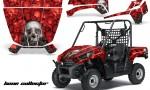 Kawasaki Teryx 2010 AMR Graphics Kit BoneCollector RED 150x90 - Kawasaki Teryx 750 2010-2012 Graphics