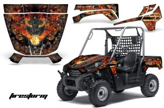 Kawasaki Teryx 750 Graphics 2010-2012