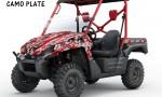 Kawasaki Teryx AMR Graphics Kit camoplate red 150x90 - Kawasaki Teryx 750 2007-2009 Graphics