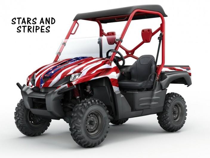 Kawasaki-Teryx-AMR-Graphics-Kit-stars&stripes-red