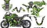 Kawasaki ZX 1000 10 13 AMR Graphics Kit Wrap MadHatter G S 150x90 - Kawasaki ZX1000 Ninja 2010-2013 Graphics
