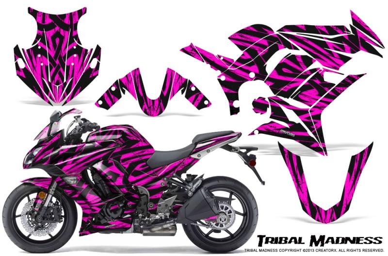 Kawasaki-ZX-1000-10-13-CreatorX-Graphics-Kit-Tribal-Madness-Pink