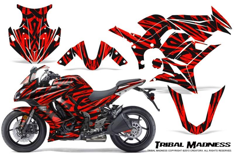 Kawasaki-ZX-1000-10-13-CreatorX-Graphics-Kit-Tribal-Madness-Red