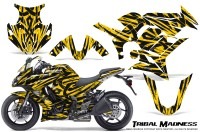 Kawasaki-ZX-1000-10-13-CreatorX-Graphics-Kit-Tribal-Madness-Yellow