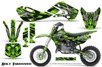 Kawasaki_KLX110_KX65_Graphics_Kit_Bolt_Thrower_Green