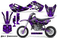 Kawasaki_KLX110_KX65_Graphics_Kit_Bolt_Thrower_Purple
