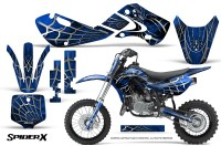 Kawasaki_KLX110_KX65_Graphics_Kit_SpiderX_Blue