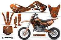 Kawasaki_KLX110_KX65_Graphics_Kit_SpiderX_Orange