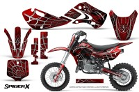 Kawasaki_KLX110_KX65_Graphics_Kit_SpiderX_Red