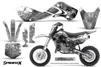 Kawasaki_KLX110_KX65_Graphics_Kit_SpiderX_White