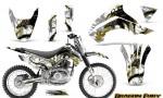 Kawasaki KLX140 08 14 Graphics Kit Dragon Fury Yellow White NP Rims 150x90 - Kawasaki KLX140 2008-2017 Graphics