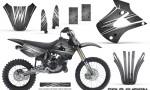 Kawasaki KX85 KX100 01 13 CreatorX Graphics Kit Cold Fusion Silver NP 150x90 - Kawasaki KX85 KX100 2001-2013 Graphics