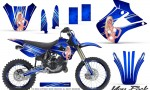Kawasaki KX85 KX100 01 13 CreatorX Graphics Kit You Rock Blue NP Rims 150x90 - Kawasaki KX85 KX100 2001-2013 Graphics