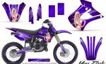 Kawasaki KX85 KX100 01 13 CreatorX Graphics Kit You Rock Purple NP Rims 150x90 - Kawasaki KX85 KX100 2001-2013 Graphics